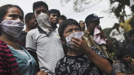 Indonesia (Foto: Kevin Frayer/AP)