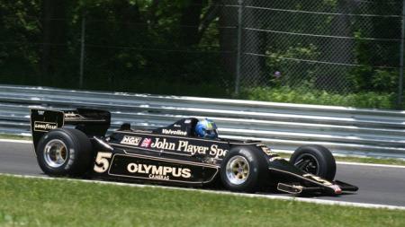Lotus 79 var den første ekte ground effect-bilen. (Foto: Mike Powell, lisensiert under Creative Commons 2.0 lisens)