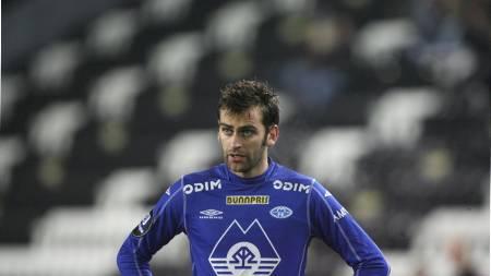Moldes Magne Hoset har vært Moldes beste spiller så langt. (Foto: Teigen, Trond Reidar/Scanpix)