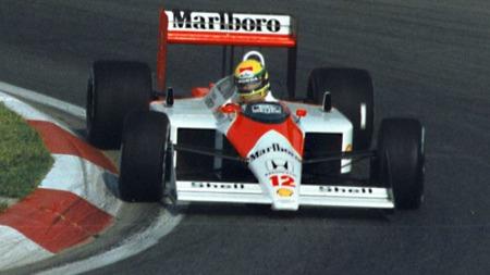 Ayrton Senna vent tittelen i 1988 hårfint foran teamkompis Alain Prost. (Foto: Paul Lannuier, lisensiert under Creative Commons 2.0 lisens.)