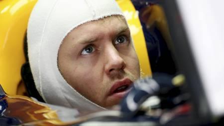 Sebastian Vettel (Foto: DIEGO AZUBEL/EPA)