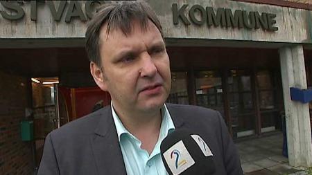 Ordfører Jonny Finstad (H) er skuffet over at regjeringen sier nei til petroleumsleting og mener de sier for mye nei.