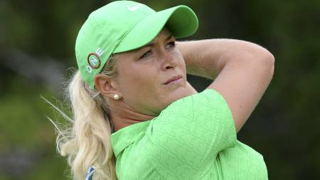 Suzann Pettersen (Foto: MARK RALSTON/AFP)