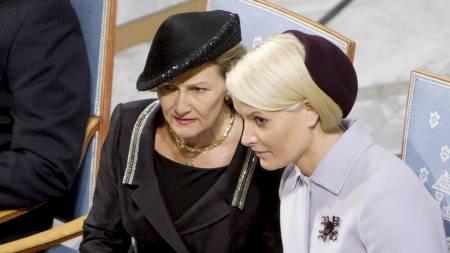 Kongehuset er en av budsjettvinnerne i 2010. (Foto: Larsen, Håkon Mosvold/SCANPIX)