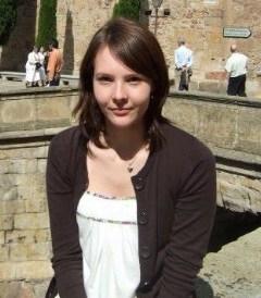 19 år gamle Christina Rødstøl. (Foto: Privat)