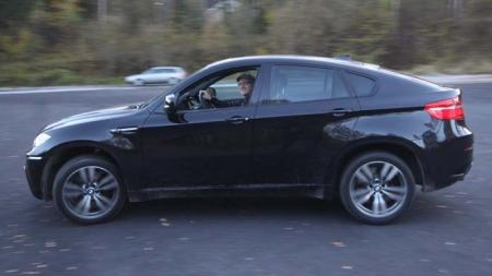 BMW X6 M (Foto: Ole Martin Lundefaret)