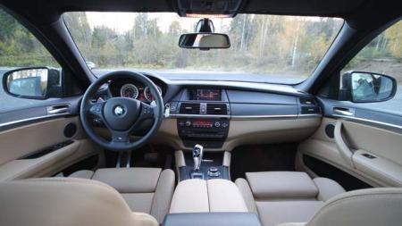 BMW X& M (Foto: Ole Martin Lundefaret)