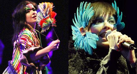 EKSPERIMENTELL: Björk er blitt hyllet verden over for å tøye   de eksperimentelle grensene både innen musikk og stil.