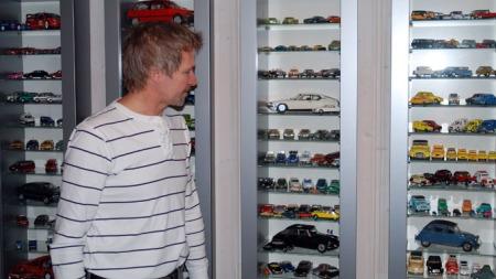 473 modeller, krever god plass og velvilje fra kona... (Foto: Benny Christensen)