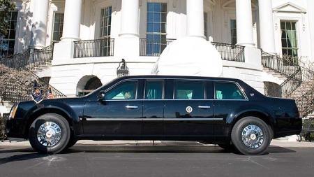 The Beast Cadillac One (Foto: Scanpix)