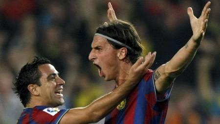 Zlatan Ibrahimovic (Foto: ALBERT GEA/REUTERS)