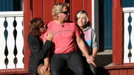 calle,-sølvi-og-ann-maygret (Foto: Lasse Sandaker-Nielsen)
