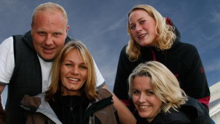 Clas-og-jentene jakten på kjærligheten 2009 (Foto: Beate Sneve Larsen)