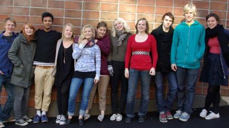 Hovedkomiteen for OD 2009.
