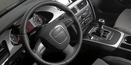 Audi A4 2,0 Diesel 120HK (Foto: Egil Nordlien HM Foto )