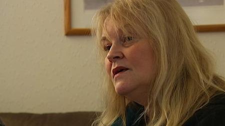Ann-Kristin Fiskerud sier de forgjeves prøvde å få personalet på Ahus til å sjekke blodprøven for svineinfluensa.