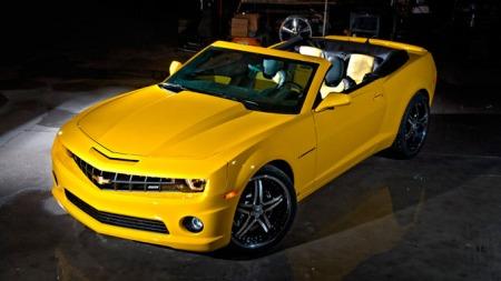 Chevrolet-Camaro (Foto: Drop Top)