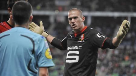 Nicolas Douchez (Foto: FRANK PERRY/AFP)