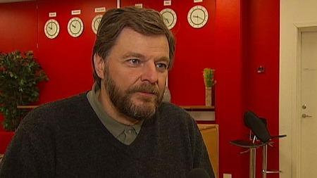 Avdelingsoverlege i Statens Legemiddelverk, Steinar Madsen.