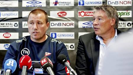 Tom Nordlie, Runar Henriksen (Foto: Nesvold, Jon Olav/SCANPIX)
