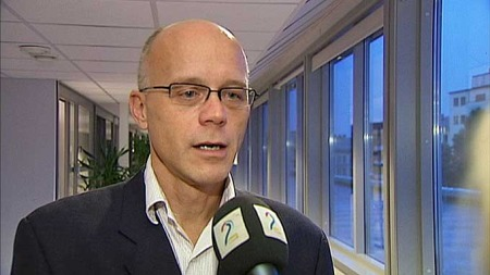 Bjørn   Iversen Overlege, Folkehelseinstituttet (Foto: TV 2)