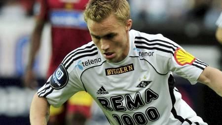 Rosenborgs Trond Olsen (Foto: Alley, Ned/SCANPIX)