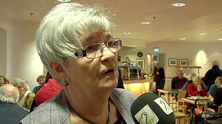 Reidun Jørgensen, pensjonist (Foto: TV 2)