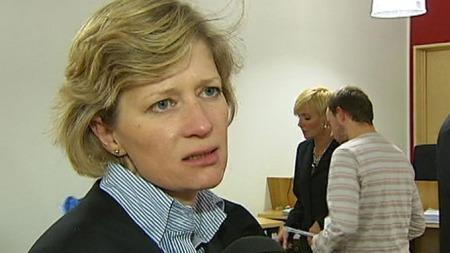 Siv Hallgren er talsperson for bistandsadvokatene i Lommemannen-rettssaken.