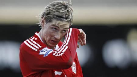 Fernando   Torres (Foto: IAN KINGTON/AFP)