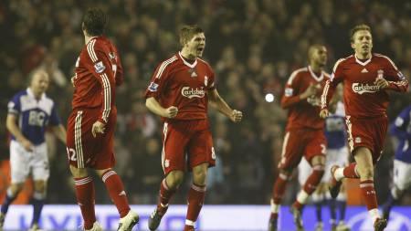 Steven Gerrard (Foto: Jon Super/AP)
