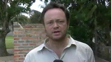 Fredrik Græsvik rapporterte direkte fra Kisangani lørdag formiddag.