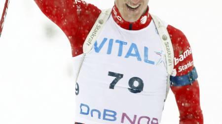Lars Berger (Foto: Junge, Heiko/Scanpix)
