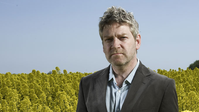 Wallander- Kenneth Branagh