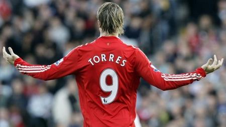 Fernando Torres, Liverpool, Spania