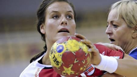 Linn-Kristin Riegelhuth (Foto: Fisker, Claus/Scanpix)