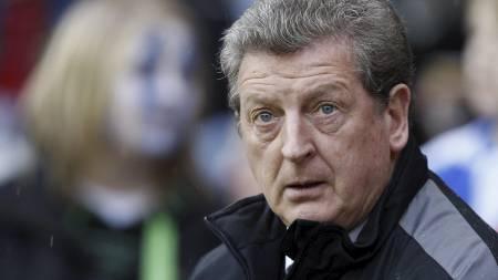 Roy Hodgson (Foto: Jon Super/AP)