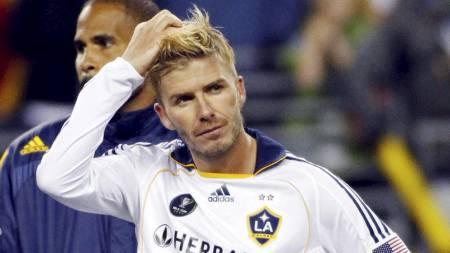 David Beckham (Foto: ROBERT SORBO/REUTERS)