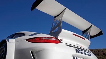 Porsche 911 GT3 R bak