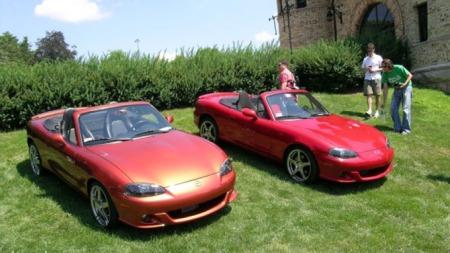 Mazdaspeed-Miata (Foto: Ryan Malone, lisensiert under GNU-lisens)