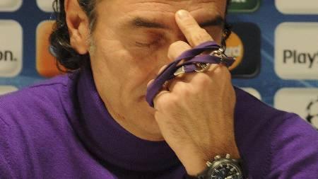 Cesare Prandelli (Foto: CARLO FERRARO/EPA)