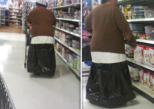 plastposeklær