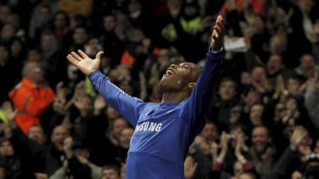 Didier   Drogba (Foto: EDDIE KEOGH/REUTERS)