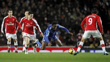 Jon Obi Mikel står med 99 PL-kamper for Chelsea (Foto: EDDIE KEOGH/REUTERS)