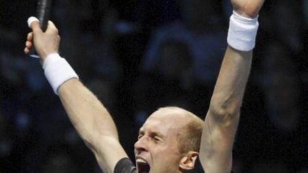 Nikolaj Davidenko (Foto: Sang Tan/AP)