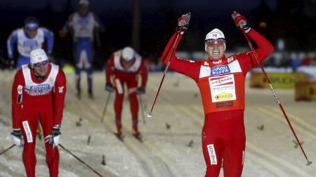 Ola Vigen Hattestad (Foto: Junge, Heiko/Scanpix)