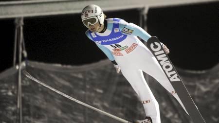 Tom Hilde (Foto: Jaakonaho, Timo/SCANPIX)