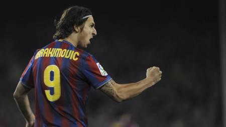 Zlatan Ibrahimovic (Foto: PIERRE-PHILIPPE MARCOU/AFP)