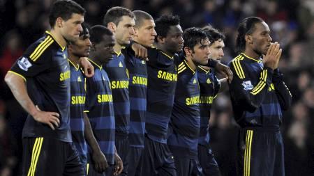 Chelsea (Foto: NIGEL RODDIS/REUTERS)