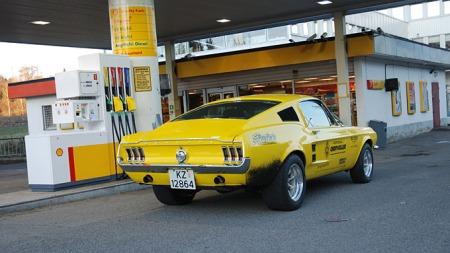 Ford Mustang 1967 (Foto: Benny Christensen)