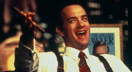 INSPIRERT: Tom Hanks bidro til å sette søkelyset på en av verdenshistoriens   største utfordringer.